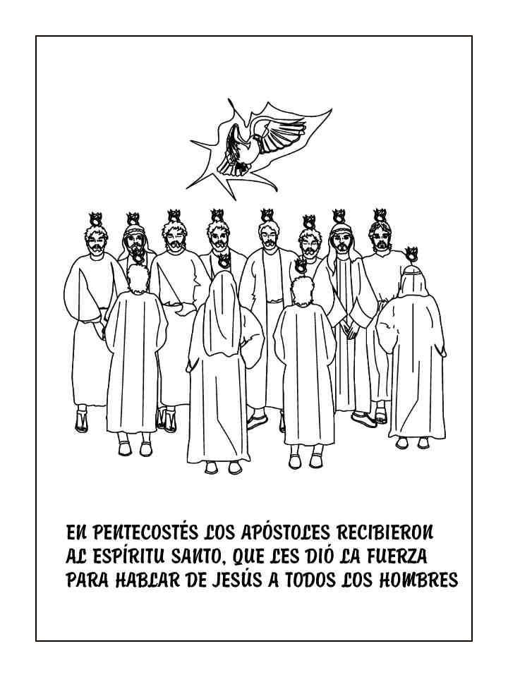Magnífico Libros Religiosos Para Colorear Embellecimiento - Páginas ...