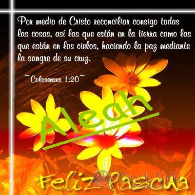 Tarjetas De Felices Pascuas Para Facebook Imágenes Cristianas