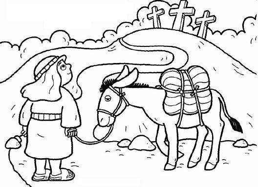 Imágenes para colorear cristianas para niños – Imágenes Cristianas